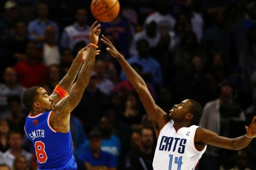 J.R. Smith New York Knicks
