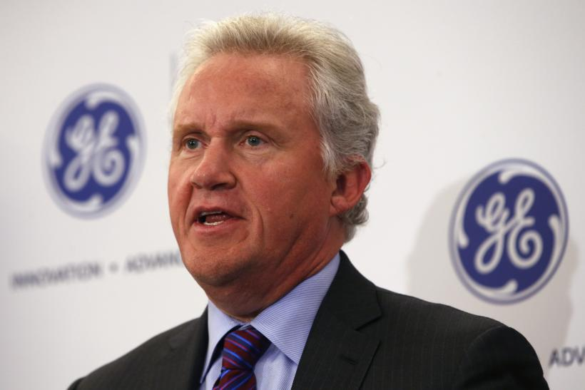 GE Immelt Jef March 2013