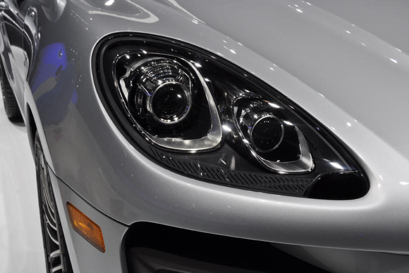 Detroit Auto Show 2014 Led Headlights Coming Of Age