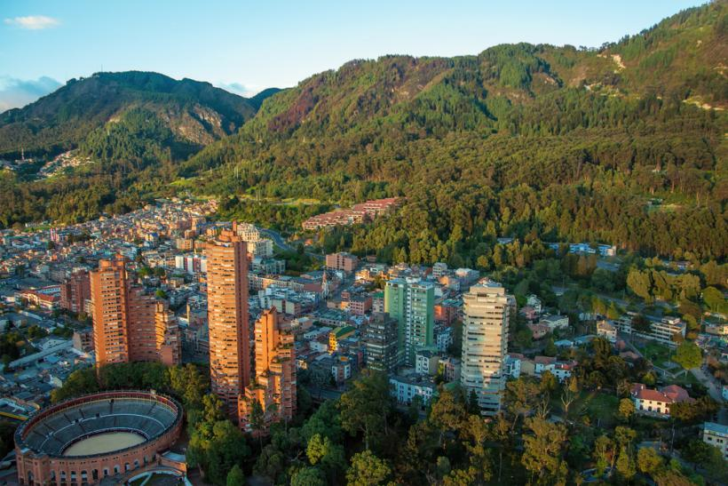 Colombia Bogota by Shutterstock