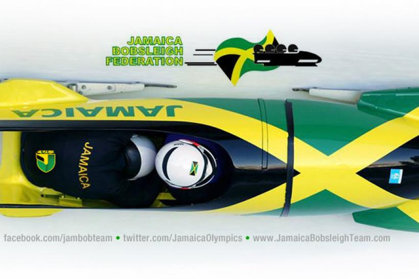 Jamaica bobsled team
