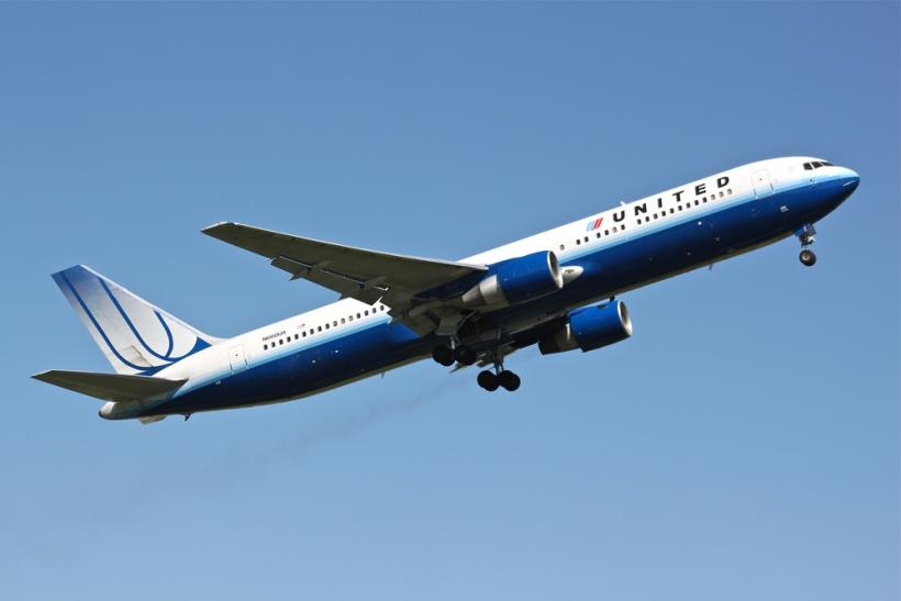 United Airline 2012 by shutterstock
