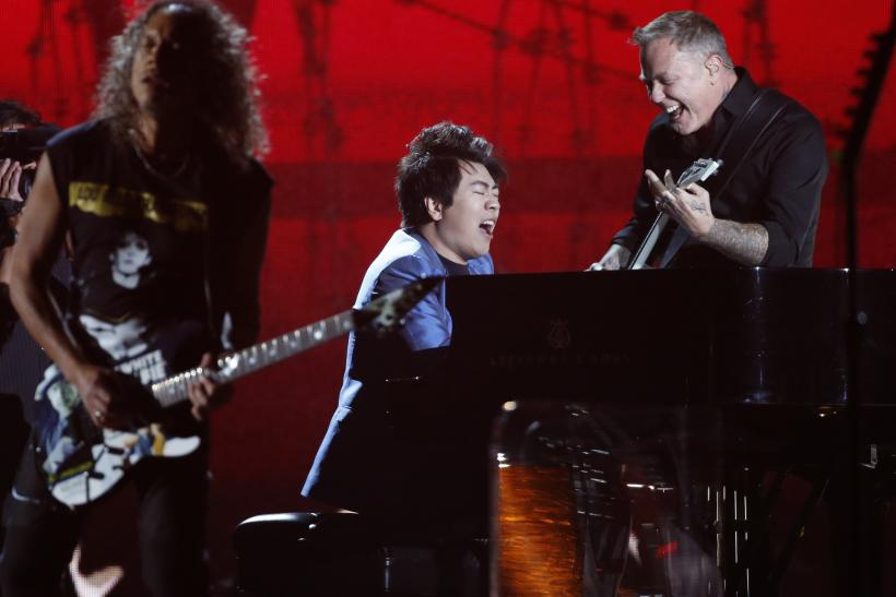 Metallica with Lang Lang