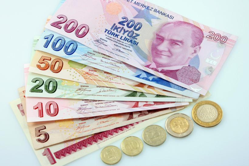 Turkey Lira by Shutterstock