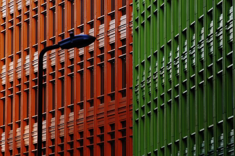 google london offices central st. A View Shows An Office Block At Central St Giles Where Google Has Offices, In London On April 23, 2013. Photo: Reuters/Luke Macgregor Offices