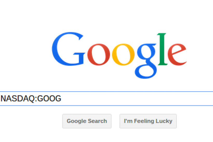 GOOG Stock Google Q4 Earnings Report 2013