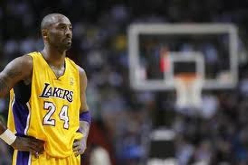 Kobe Bryant L.A. Lakers