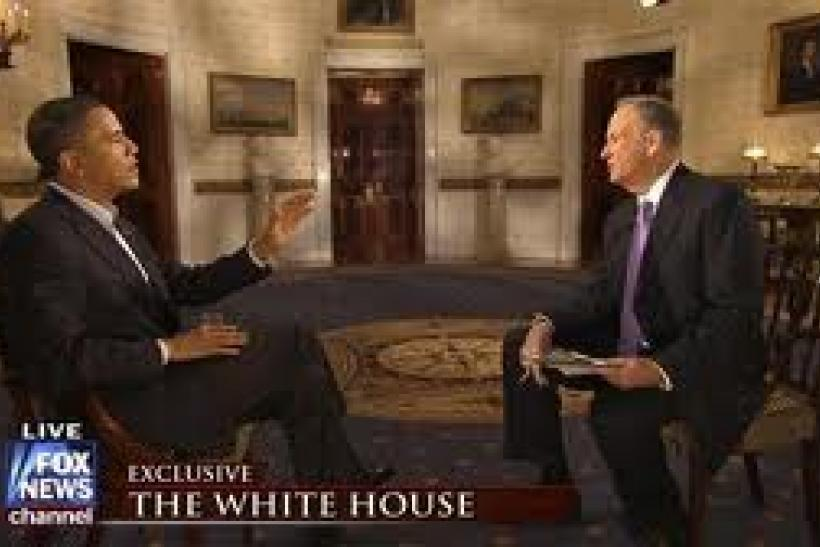 Bill O'Reilly Barack Obama