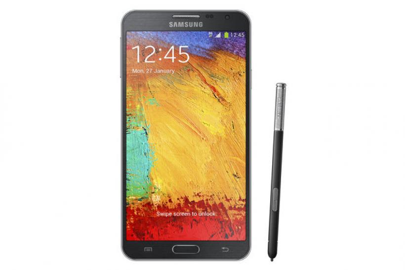 The Samsung Galaxy Note 3 Neo