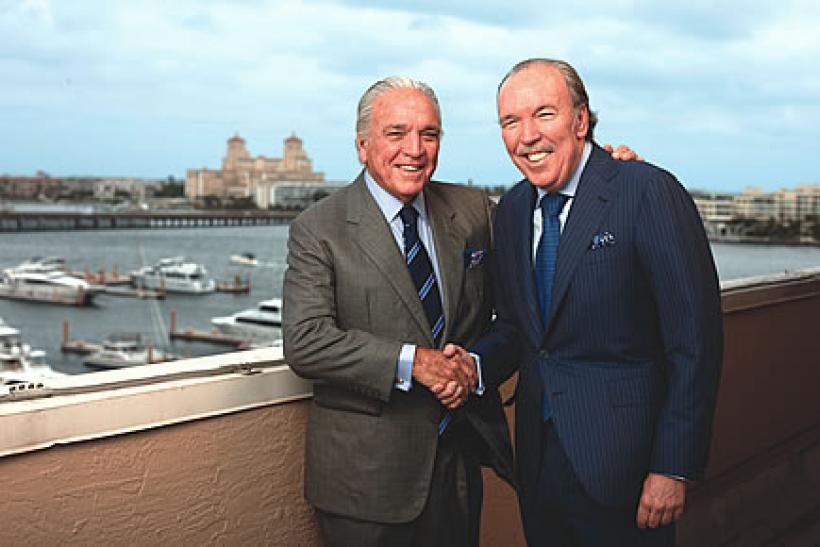 Alfonso and José Fanjul