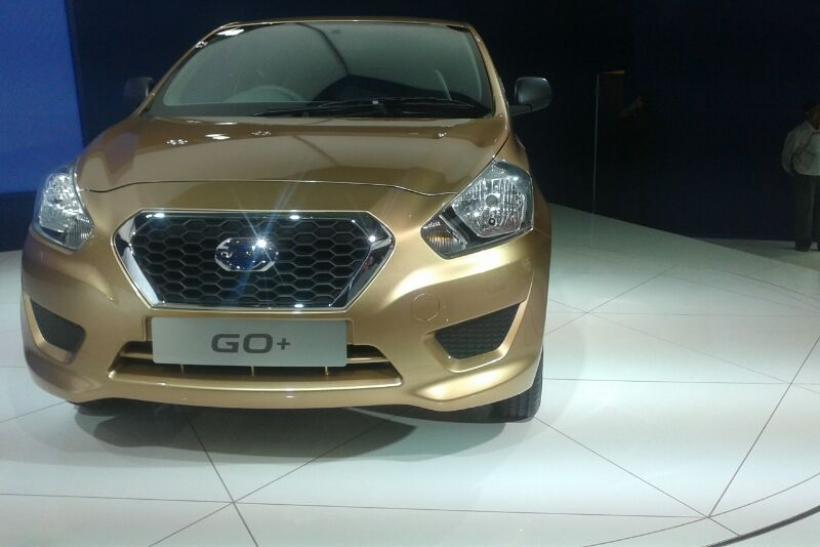 Nissan Motor Company Officially Launches Datsun Go In India Along