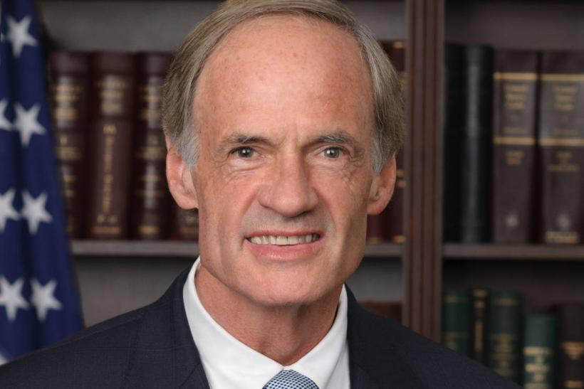 Official Photo Senator Tom Carper (D-Del.)