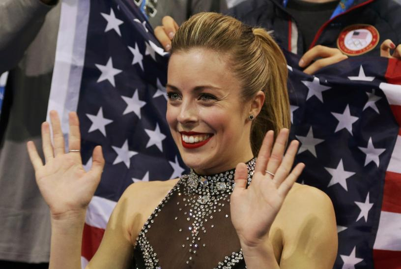 Ashley Wagner Team USA figure skating