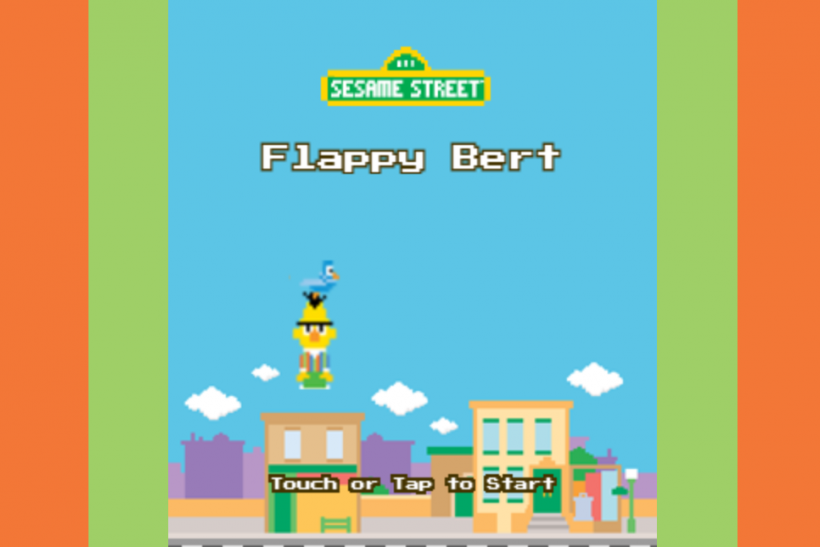 Flappy Bert Flappy Bird