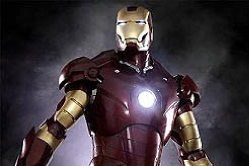 Iron Man Film promo pic 2