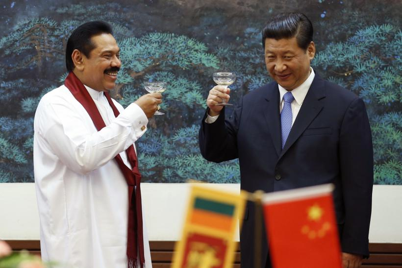 China-Sri Lanka