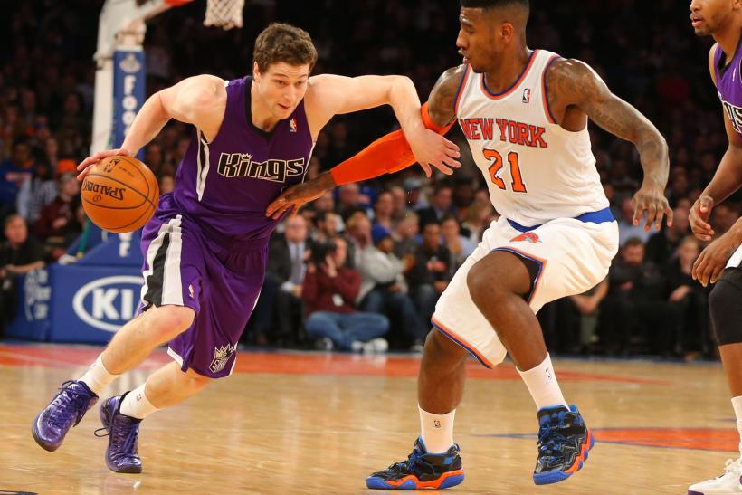 Jimmer Fredette Sacramento Kings