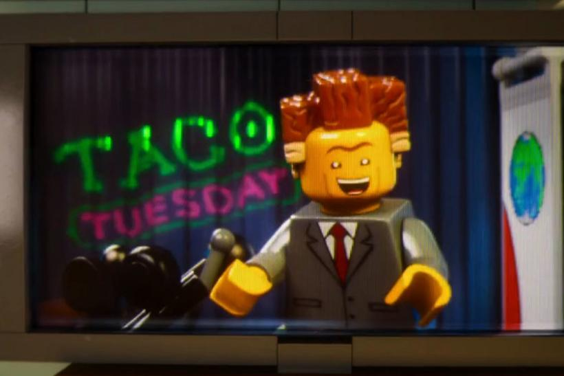 How The Lego Movie And Everything Is Awesome Parody Creeping Everyday Fascism