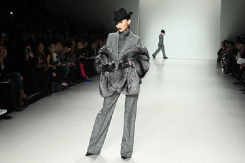 Zang Toi Presents His 2014 Collection At NYFW