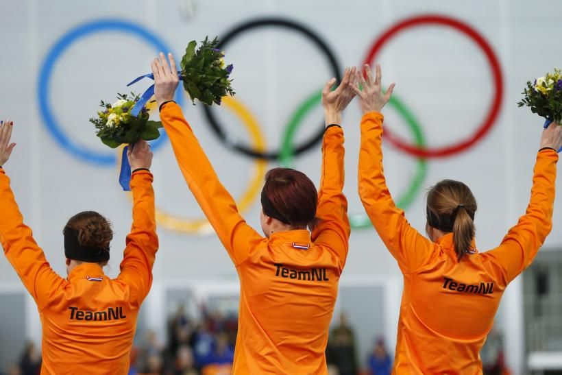 The Netherlands Sochi 2014