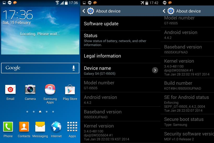 How To Install Android 4 4 2 KitKat XXUFNAD Test Firmware On