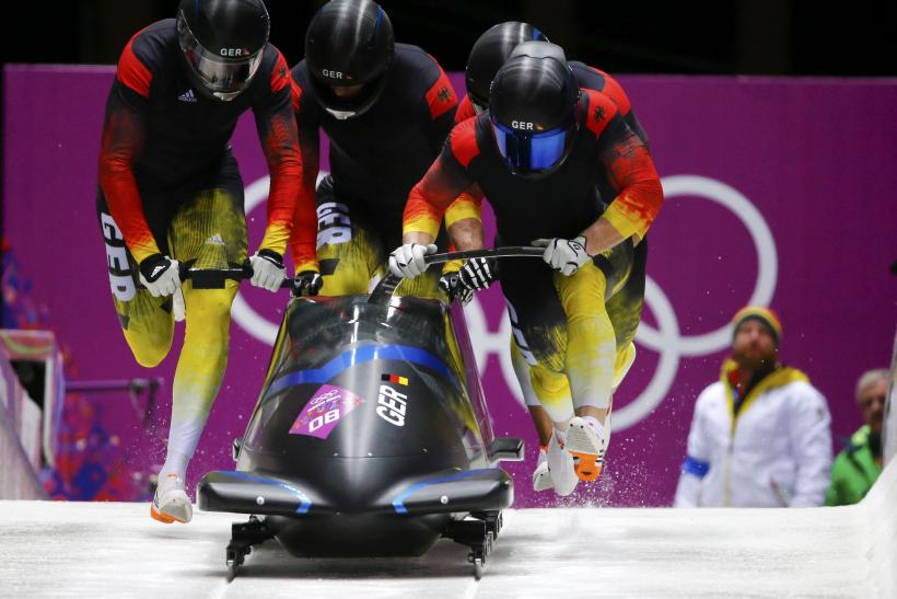 German Bobsleigh 2014 Sochi