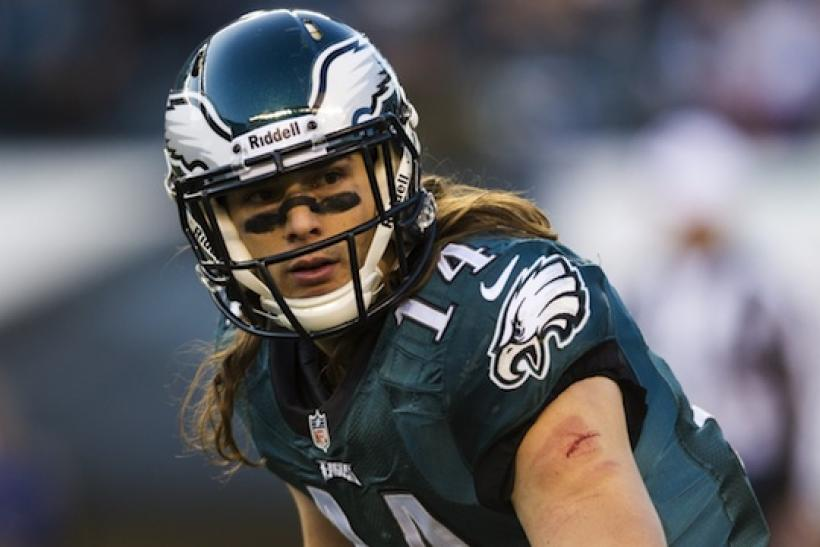Riley Cooper Philadelphia Eagles