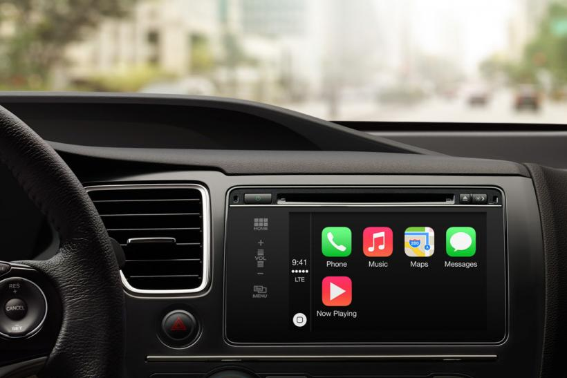 Carplay Honda Apple