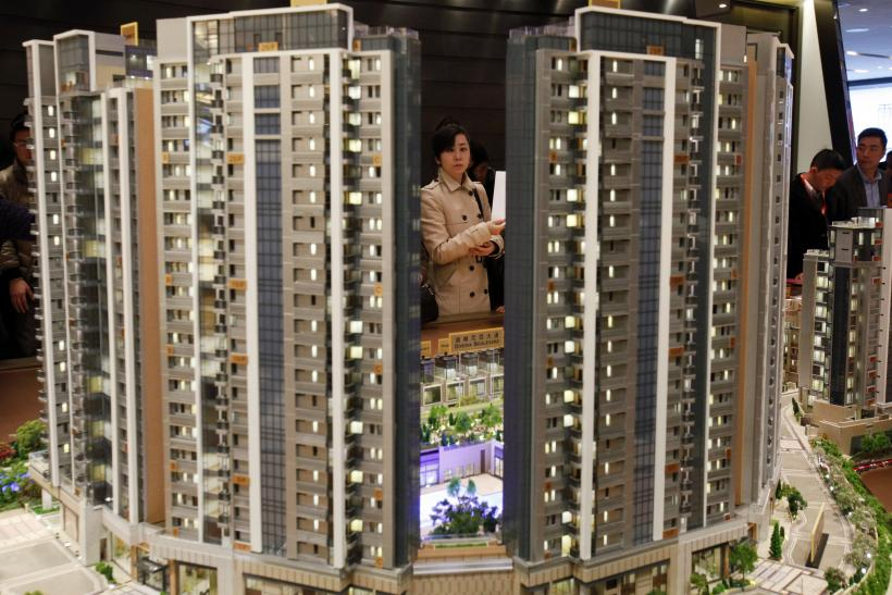 China property market