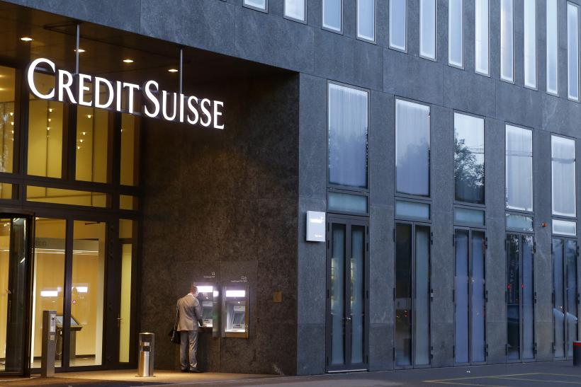 Credit Suisse office