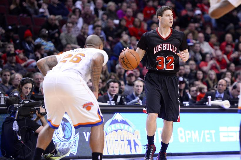 Jimmer Fredette Chicago Bulls