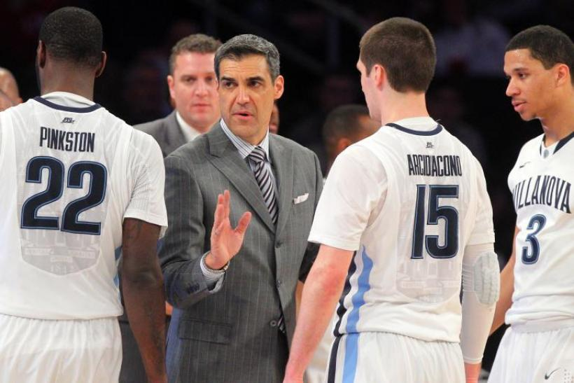 Jay Wright Villanova