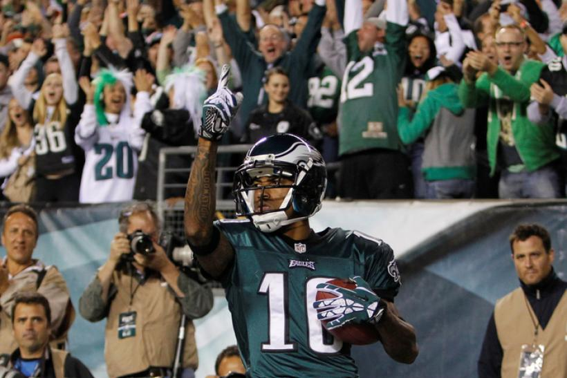 DeSean Jackson Philadelphia Eagles