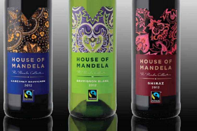 House of Mandela Wine