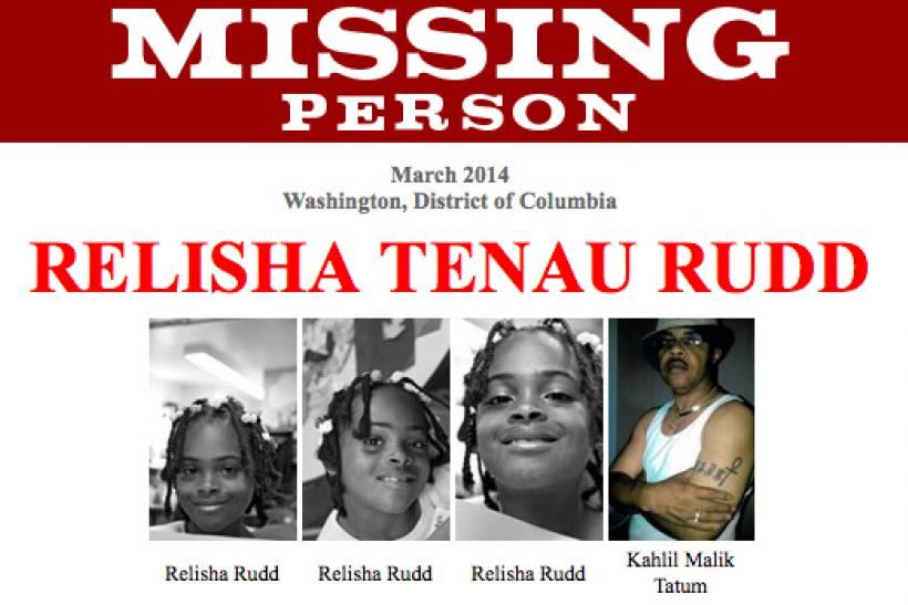Relisha Rudd Missing