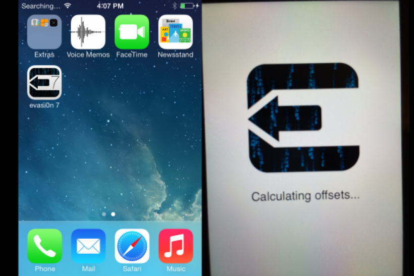 Apple iOS 7.1 jailbreak iphone 4s