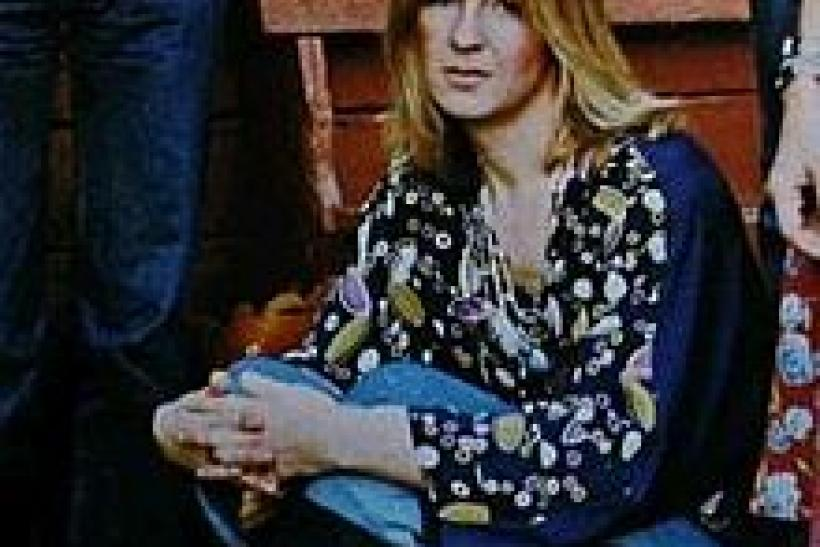 Christine McVie of Fleetwood Mac