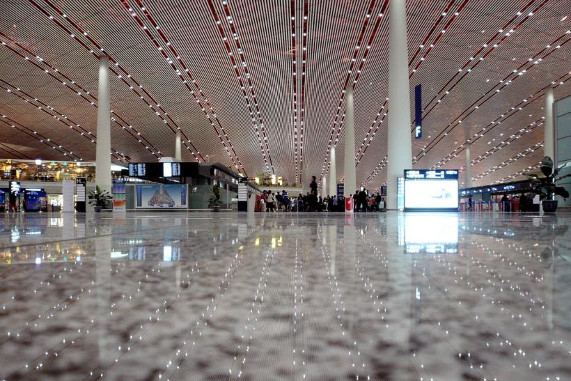 No. 7	Beijing Capital International Airport