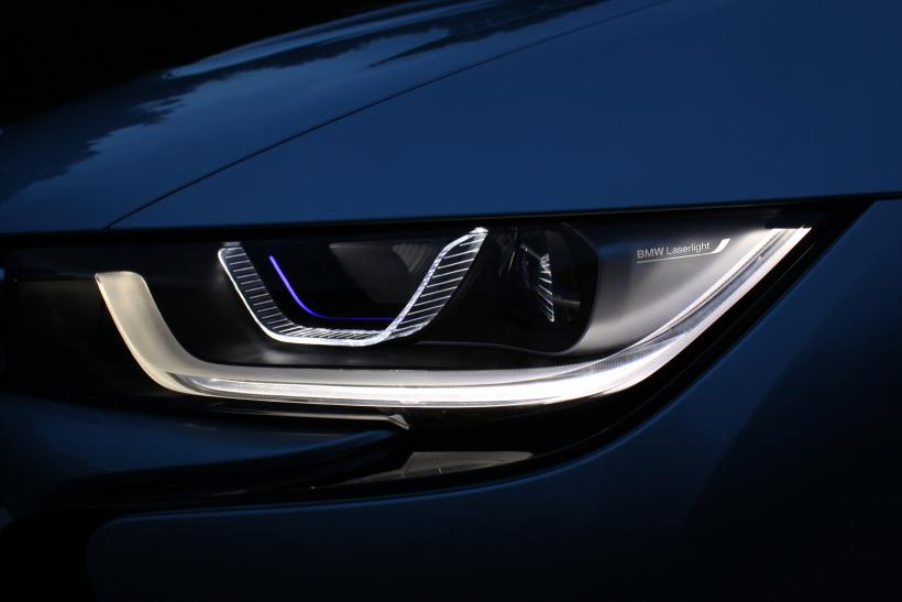 BMW Laser Light Headlights Laser Headlights