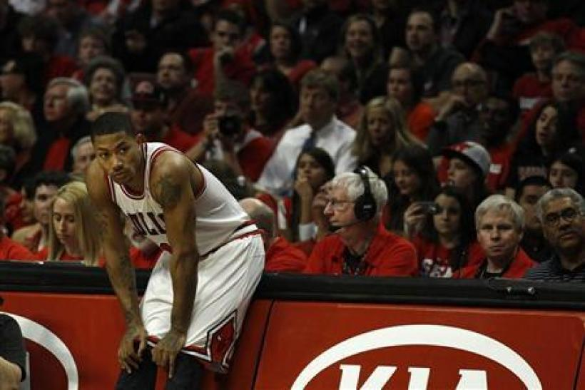 f9cdb11e95e9 Derrick Rose Return  When Will The Chicago Bulls Star Come Back From His  Injury