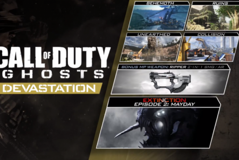 Call Of Duty Ghosts Trailer Revealed For Mayday Episode