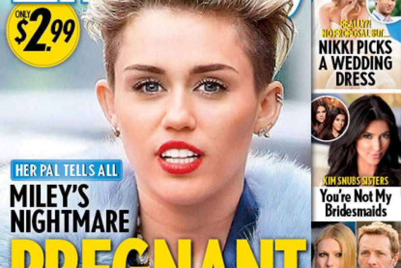 2831fb490ff00 Is Miley Cyrus Pregnant 2014? Star Doesn't Know Who Fathered The Alleged  Baby: Report