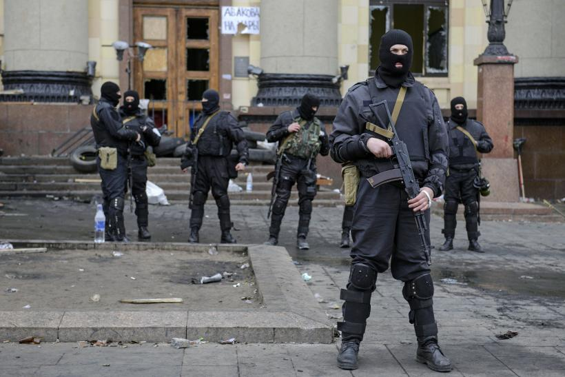 Ukraine special forces 8April2014