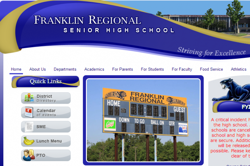Franklin Regional High School