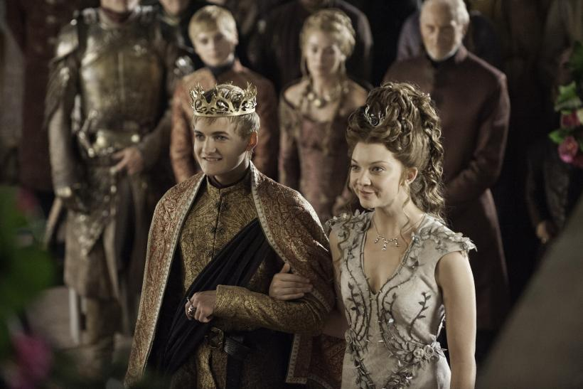 The Purple Wedding.Game Of Thrones The Lion And The Rose Review The Purple Wedding