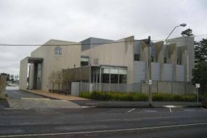 Warrnambool Magistrates Court
