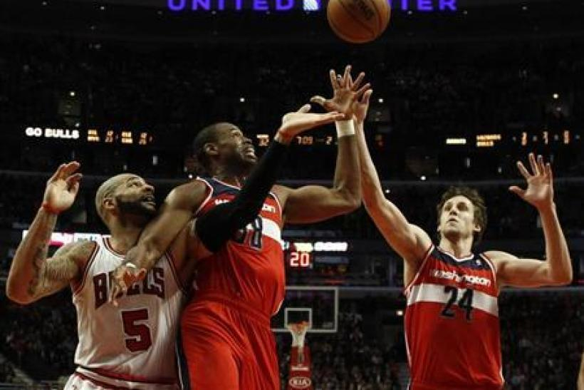 Chicago Bulls Washington Wizards