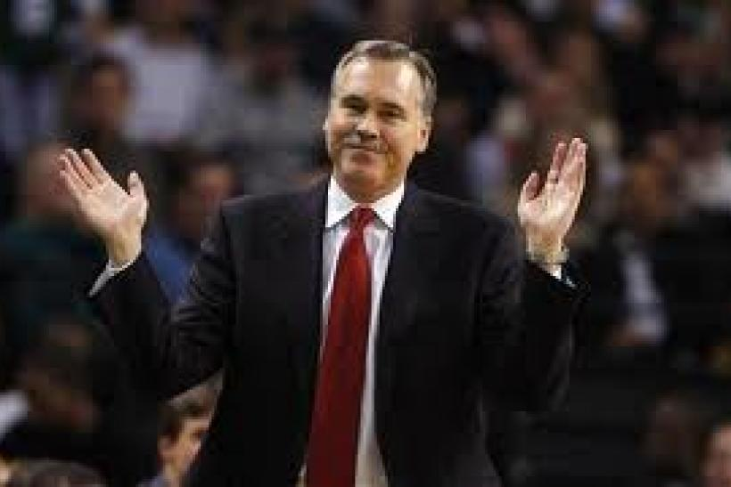 Mike D'Antoni Lakers