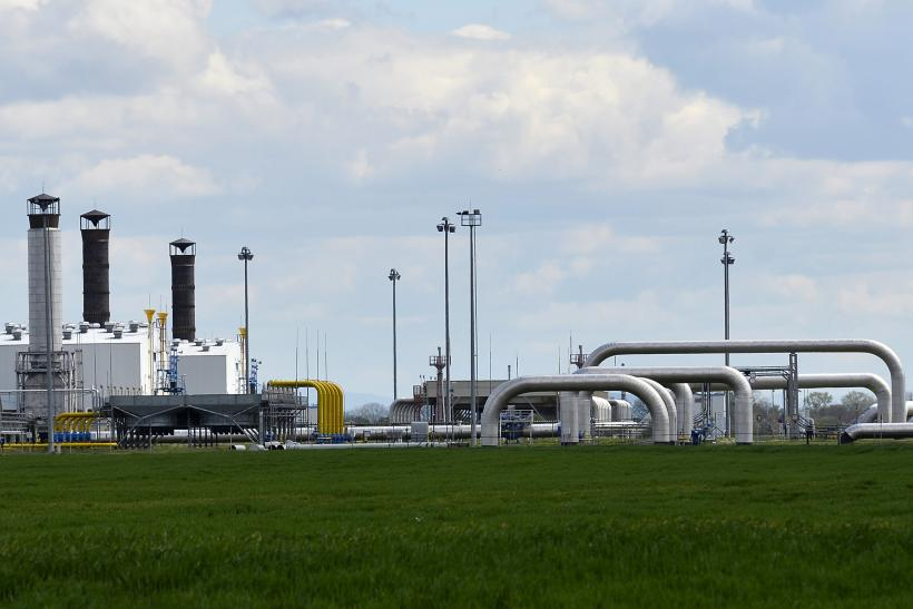 Natural Gas Slovak 2014