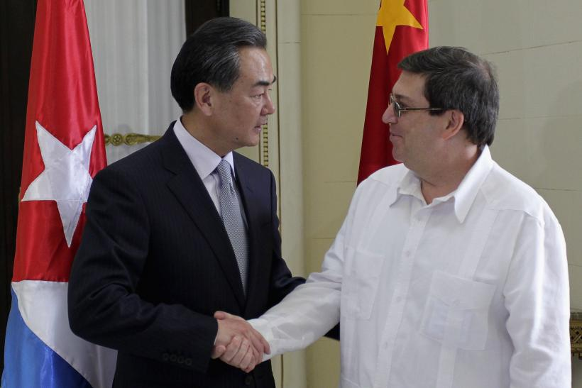 China-Cuba relations